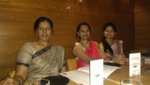 Women's Day Special Party At Dalchini Restaurant...