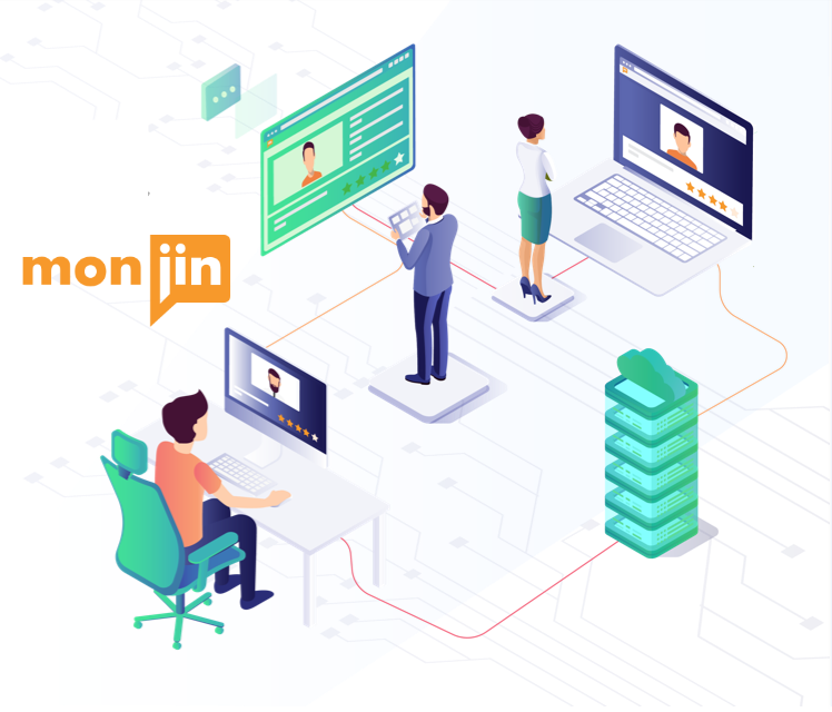 Case Study – Website Development for Monjin