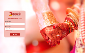 Matrimonial Application